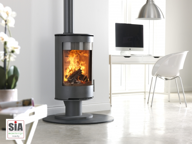 Purevision PVR Stove (Small Pedestal) Ecodesign Ready